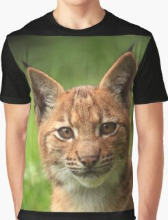 Baby Lynx Graphic T-Shirt