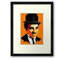Chaplin  Framed Print