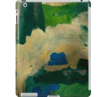 2016_GITCHADK_MALERI_PRINT_1_4 iPad Case/Skin
