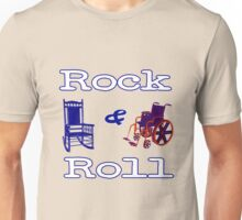 Rock & Roll for Baby Boomers Unisex T-Shirt