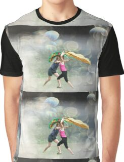 Dancing in the Park Graphic T-Shirt