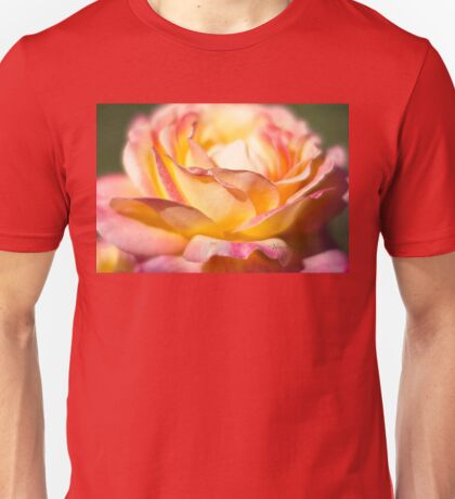 Rest in piece my friend - All Proceeds to Canadian Breast Cancer Foundation - Peace Roses Unisex T-Shirt