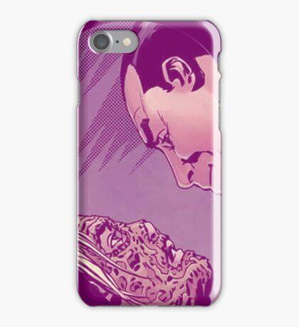 Negan & Alpha iPhone Case/Skin