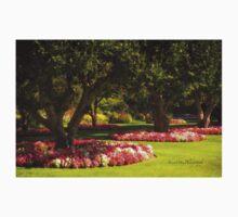 Three Trees - Butchart Gardens Baby Tee