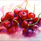 Cherries...Ripe by ©Janis Zroback