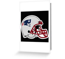 Hat Patriot England Greeting Card