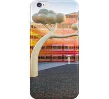 Reflective building iPhone Case/Skin