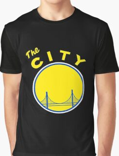 Golden_State_Warriors_Retro Graphic T-Shirt
