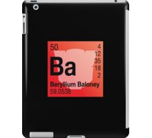 Transformers Periodic - Beryllium iPad Case/Skin