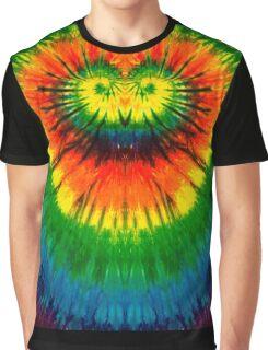 Tie-Dye Shirt and Merchandise Graphic T-Shirt