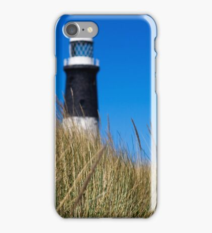 Spurn Head Lighthouse, East Riding of Yorkshire, England iPhone Case/Skin