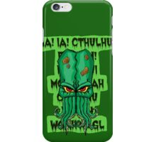 IA IA CTHULHU FHTAGN iPhone Case/Skin