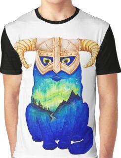 Dovahkitteh Graphic T-Shirt