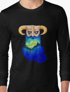 Dovahkitteh Long Sleeve T-Shirt