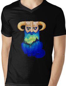 Dovahkitteh Mens V-Neck T-Shirt