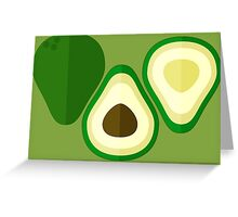 Bravocado! Greeting Card