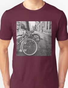 Wheels on Street Unisex T-Shirt