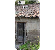 Front Door in a Building iPhone Case/Skin