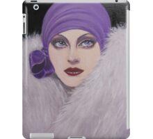 Classic Vintage Beauty iPad Case/Skin