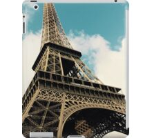 Tower Eiffel iPad Case/Skin