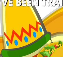 Cinco De Mayo Taco Tuesday Holiday Sombreo Funny Mexican Tacos Mexico Sticker