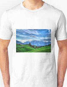 Niederau in October Unisex T-Shirt
