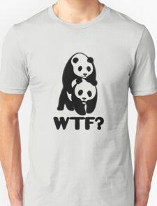 WTF Panda Unisex T-Shirt