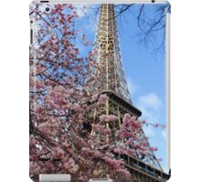 Spring in Paris iPad Case/Skin