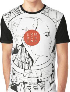 Ex Machina Art  Graphic T-Shirt