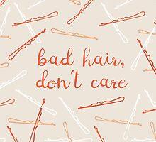 messy hair day by silviarossana