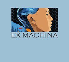 Ex Machina 2015 Movie Merch Unisex T-Shirt