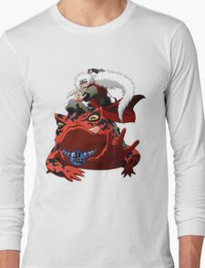 Master of Frog Long Sleeve T-Shirt
