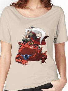 Master of Frog Women's Relaxed Fit T-Shirt