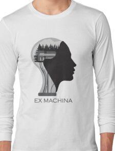 Ex Machina Head Merch Shirt Long Sleeve T-Shirt