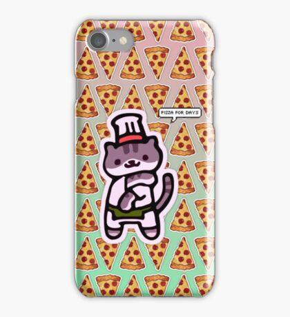 Neko Atsume - Guy Furry iPhone Case/Skin