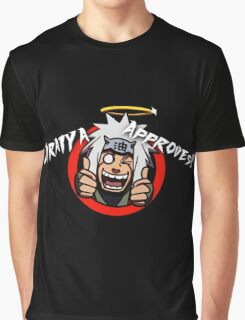 Sennin Approve Graphic T-Shirt