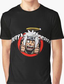 Sennin Approve Graphic T-Shirt