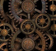 Gears on your Gear by Steve Crompton