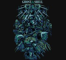 Ghost in the Shell by remi42 Unisex T-Shirt