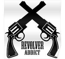 Gun Revolver Poster