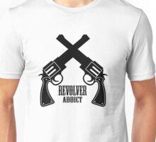 Gun Revolver Unisex T-Shirt