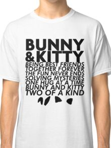 Bunny & Kitty Classic T-Shirt