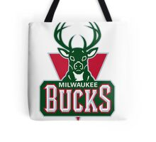 Milwaukee Bucks Tote Bag