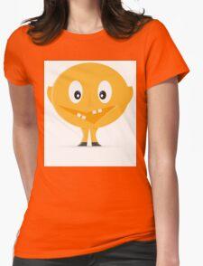Yellow Mascot  T-Shirt