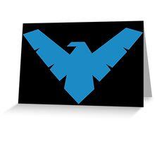 nightwing Greeting Card