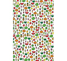 fruits & vegetables Photographic Print