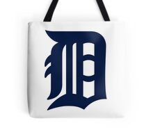 Detroit_tigers Tote Bag