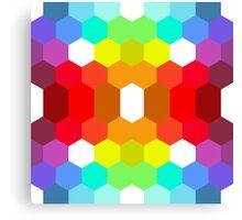 HEXbow Canvas Print