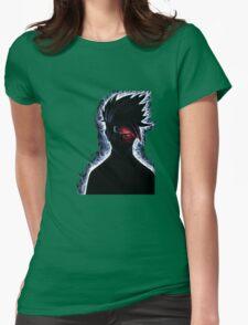 Duplicate Ninja Sensei Womens Fitted T-Shirt