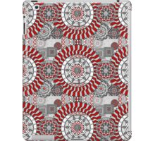 Concentric Collage iPad Case/Skin
